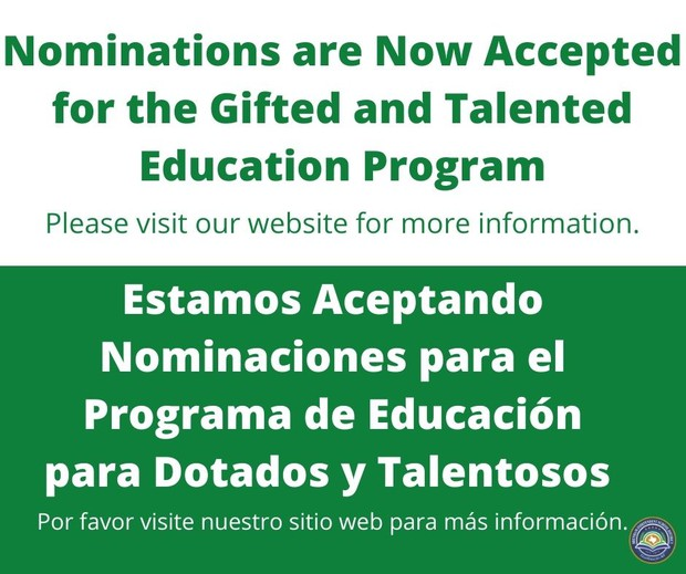 Talented and Gifted Program