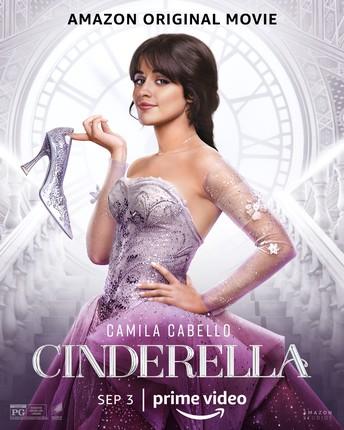 New Cinderella Movie!