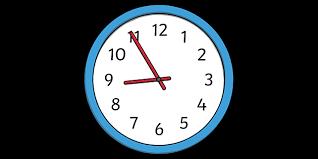 School Hours for 2021-2022