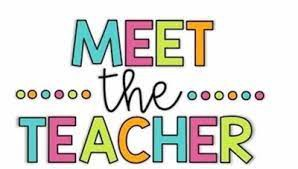 Information about our RMS Meet the Teacher Night- Open House