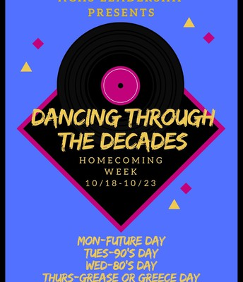 Homecoming - Dancing Through the Decades