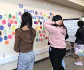 International Dot Day at WHS