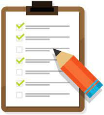 School Forms to be Completed