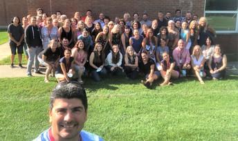 Coolidge Staff 2021!