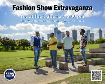 Secure your seat on the ice to witness Houston's latest fashions.