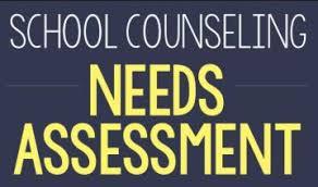 FCHS Counseling Department Needs Assessment