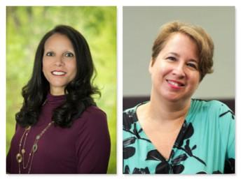 Drs Helen Hu, Rachelle Miller, and Donna Wake: