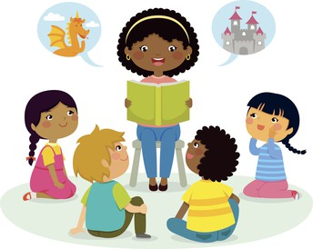 Promoting Early Childhood Literacy for English Learners Through Read-Alouds
