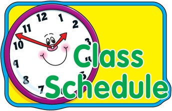 DKHS Daily Class Schedule & Teacher Info ~ See below