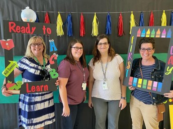 Meet the Special Education Team