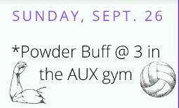 Sunday, September 26