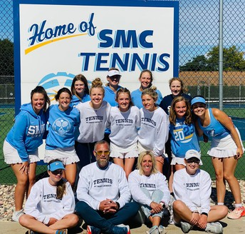 Zephyrs Girls Tennis Named Conference Champions