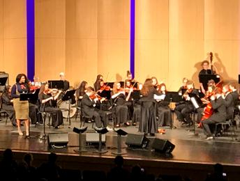 The Liberty High Orchestra Program