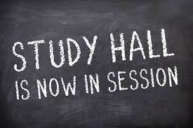 After School Study Hall - Starts Sept. 28th