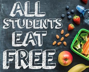 FREE Breakfast & Lunch Next Year!