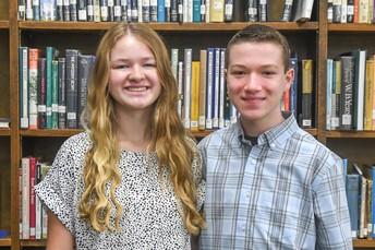 LCHS Students Serve as School Board Representatives