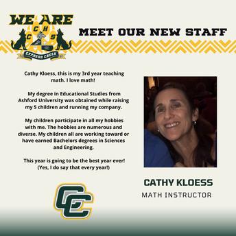 Cathy Kloess