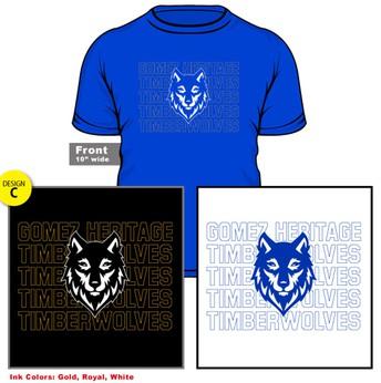 2021-2022 School Shirts