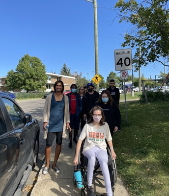 Terry Fox Walk and Roll