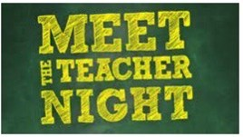 7th & 8th Grade Meet The Teacher Night