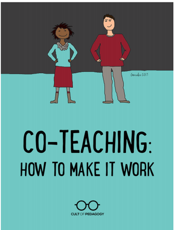Co-teaching: How to Make it Work