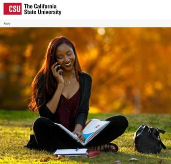 23 California State Universities (CSU campuses)