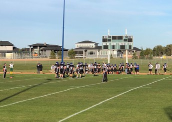Bison Football Game
