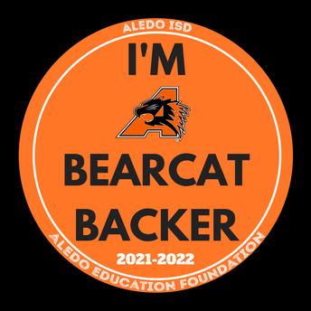 Thank you 2021-2022 Bearcat Backers!