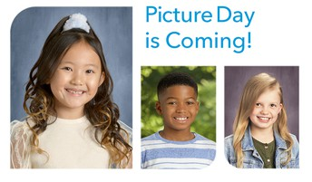 Picture Day is coming!