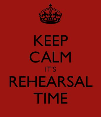 Summer Band Rehearsal Schedule