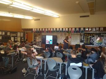 Public Speaking - 5th Grade