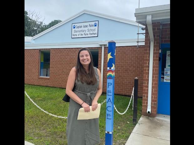 Ms. Duclos - Grade1 Teacher