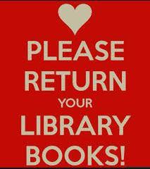 Library Returns!
