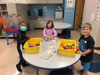Kindergarten Learns Routines