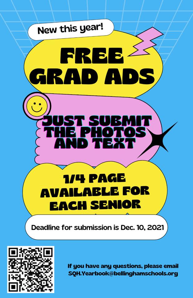 Free Grad Ads