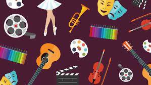 Grades 3-5: Explore the Arts!