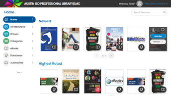 Professional Resource Library Digital Collection