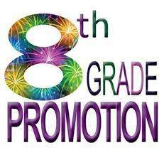 CONGRATULATIONS VIC 8TH GRADERS FOR YOUR PROMOTION TO HIGH SCHOOL