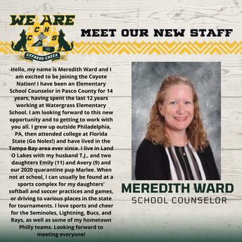 Meredith Ward