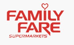 Keep your original receipt for any visits to the Family Fare grocery store and take them to the Bryan High School office.