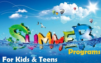 COMMUNITY SUMMER PROGRAMS AND ACTIVITIES