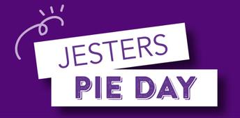 Jesters Pie Day Fundraiser