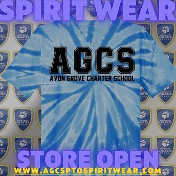 AGCS SPIRITWEAR!