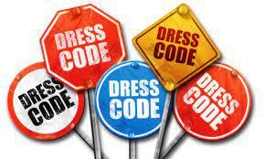 Second Mate Attire - Dress Code