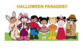 Halloween Parade and Trick-or-Treat in the Park