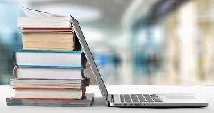 Día de recuperación de libros de texto / colección de dispositivos