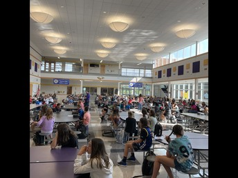 6th Grade Lunch