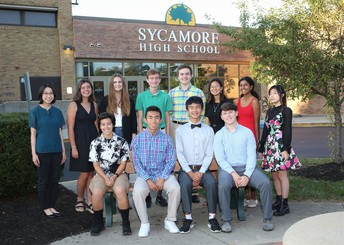 13 Sycamore High Students Named National Merit Semifinalists