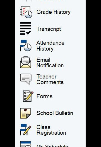 Testing Information for Students
