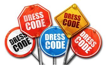 Dress Code Reminders!